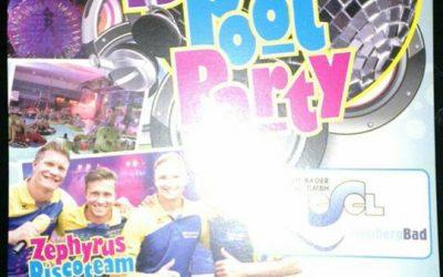 Disco Pool Party